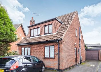 Thumbnail 3 bed detached house for sale in Church Lane, Whitwick, Coalville