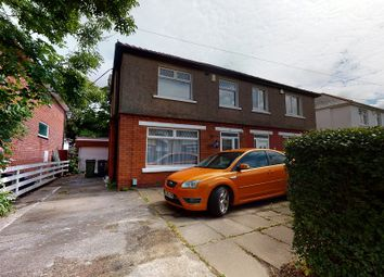 Thumbnail 3 bed semi-detached house for sale in Claremont Crescent, Rumney, Cardiff, Caerdydd