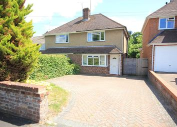 Thumbnail 2 bed semi-detached house for sale in Redhatch Drive, Earley, Reading