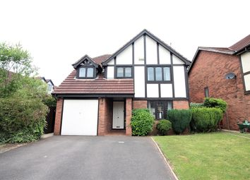 Thumbnail 4 bedroom detached house for sale in Osterley Grove, Nuthall, Nottingham