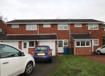 Thumbnail 2 bed terraced house to rent in Cheviot, Wilnecote, Tamworth