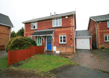 Thumbnail 2 bed semi-detached house to rent in Adelaide Close, Leicester