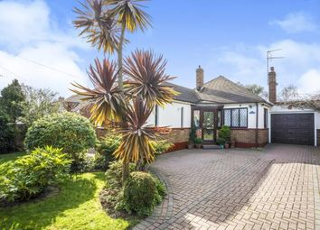 Thumbnail 2 bedroom bungalow for sale in Scarborough Drive, Minster On Sea, Sheerness, Franwynne