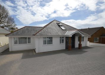 Thumbnail 5 bed detached bungalow for sale in Rocky Park Road, Plymouth, Devon