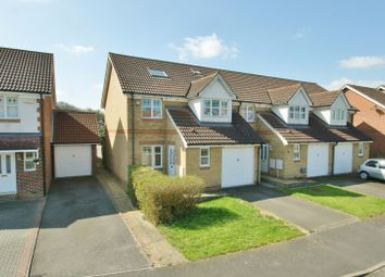 Thumbnail 4 bed end terrace house for sale in Chaffinch Drive, Kingsnorth, Ashford