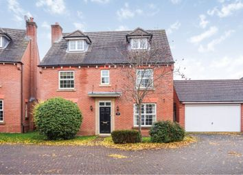 Thumbnail 5 bed detached house for sale in Old Farm Drive, Wolverhampton