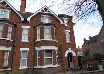 Thumbnail 3 bed maisonette to rent in Chaucer Road, Bedford