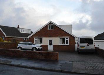 Thumbnail 4 bed detached bungalow for sale in Gabalfa Road, Swansea
