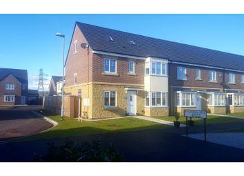 Thumbnail 5 bed end terrace house for sale in Klondyke Walk, Blaydon-On-Tyne