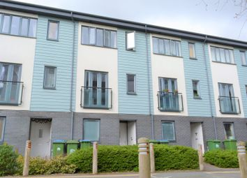 Thumbnail 4 bedroom town house for sale in The Compass, Southampton
