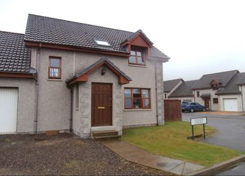 Thumbnail 4 bed detached house to rent in Longmorn Crescent, Elgin