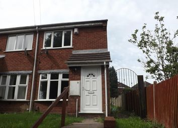 Thumbnail 2 bedroom semi-detached house to rent in Watson Green Fields, Kates Hill, Dudley