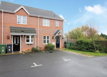 Thumbnail 2 bed semi-detached house for sale in Bourne Drive, Nottingham, Nottinghamshire