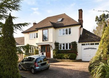 Thumbnail 5 bed detached house for sale in Newmans Way, Hadley Wood, Herts