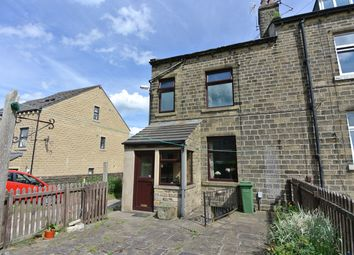 Thumbnail 2 bedroom terraced house for sale in Fisher Green, Honley, Holmfirth