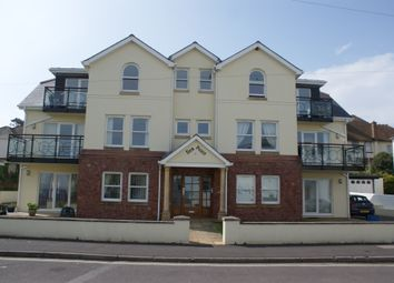Thumbnail 2 bed flat to rent in Cliff Road, Paignton