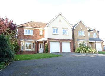 Thumbnail 5 bed detached house for sale in Wattle Close, Sileby, Leicestershire