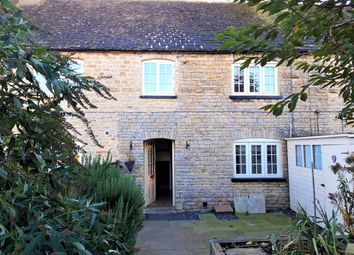 Thumbnail 2 bed cottage for sale in Park Street, Kings Cliffe, Peterborough