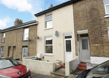 Thumbnail 2 bed terraced house for sale in Pioneer Road, Dover