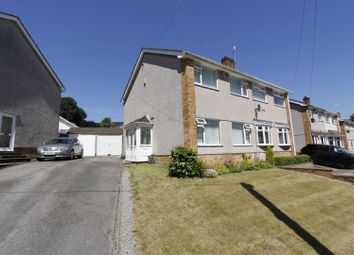Thumbnail 3 bed semi-detached house for sale in Pine Valley, Cwmavon