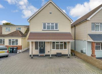 Thumbnail 5 bed detached house for sale in Ferry Road, Hullbridge, Hockley