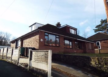 Thumbnail 3 bed semi-detached bungalow to rent in Dundee Lane, Ramsbottom, Bury