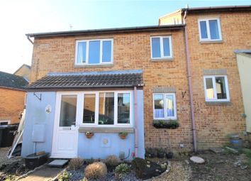 Thumbnail 1 bed end terrace house to rent in Orchard Mead, Royal Wootton Bassett, Wiltshire