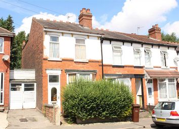 Thumbnail 3 bed end terrace house for sale in Fowler Street, Goldthorn Park, Wolverhampton