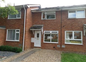 Thumbnail 2 bed terraced house to rent in Holland Way, Green Park, Newport Pagnell