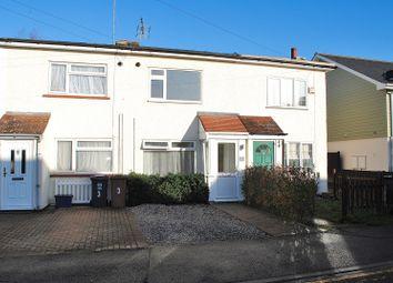 2 bed terraced house for sale in Cherry Gardens, Bishop's Stortford, Hertfordshire CM23
