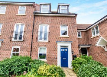Thumbnail 4 bed town house for sale in Goldstraw Lane, Fernwood, Newark