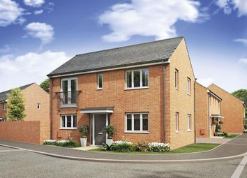 Thumbnail 3 bed detached house for sale in The Kea, Victoria Park, Off Boothen Old Road, Stoke