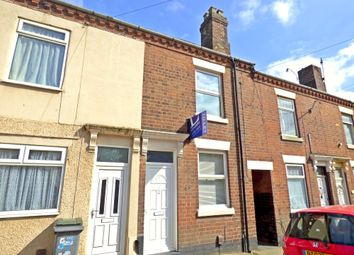 Thumbnail 2 bed terraced house to rent in Burnham Street, Fenton, Stoke-On-Trent
