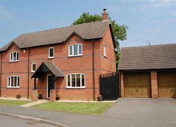 Thumbnail 4 bedroom detached house for sale in Bakehouse Rise, Naseby, Northampton