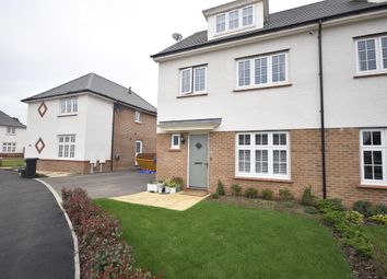 Thumbnail 4 bed semi-detached house for sale in Alexander Road, Frenchay, Bristol