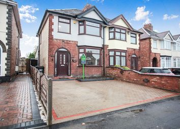 Thumbnail 3 bed semi-detached house for sale in College Street, Nuneaton