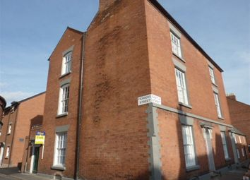 Thumbnail 2 bed flat to rent in Castle Street, Hereford