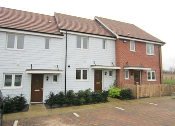 Thumbnail 2 bed terraced house to rent in Claremont Mews, Dartford