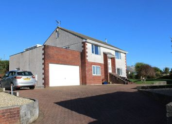 Thumbnail 4 bed detached house for sale in Sharaman Close, Boscoppa, St. Austell