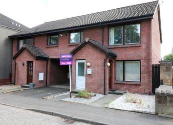 Thumbnail 2 bed flat for sale in Grangeburn Road, Grangemouth