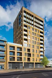Thumbnail 3 bedroom flat for sale in 118-128 Christchurch Road, Colliers Wood, London