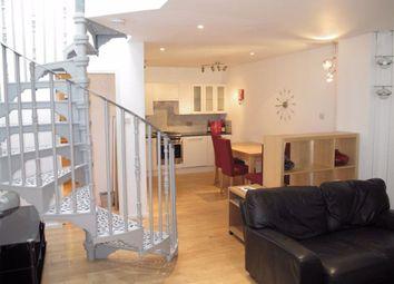 Thumbnail 2 bed flat to rent in Broughton Place Lane, Edinburgh