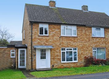 Thumbnail 3 bedroom semi-detached house for sale in Fitzcount Way, Wallingford