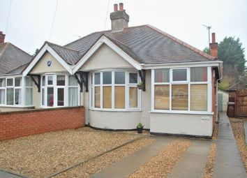 Thumbnail 2 bedroom semi-detached bungalow for sale in Malcolm Drive, Duston, Northampton