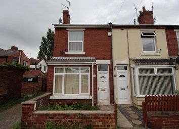 Thumbnail 2 bed end terrace house for sale in Alpha Street, Bentley, Doncaster