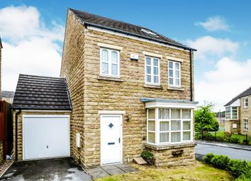 Thumbnail 4 bed detached house for sale in Honey Hall Ing, Ferndale, Huddersfield