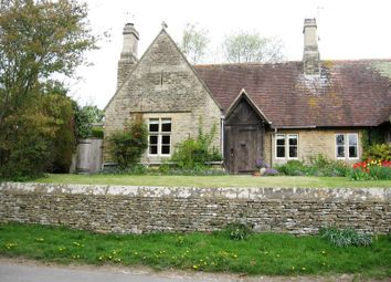 Thumbnail 3 bed cottage to rent in Eastleach, Cirencester