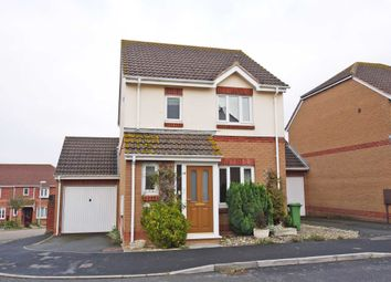 Thumbnail 3 bed detached house to rent in Sentrys Orchard, Exminster, Exeter