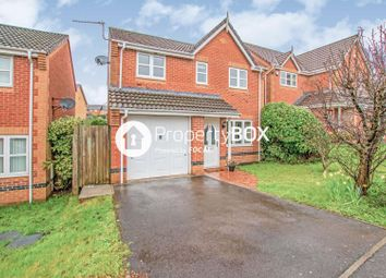 Thumbnail 4 bed detached house for sale in Clos Dol Heulog, Cardiff