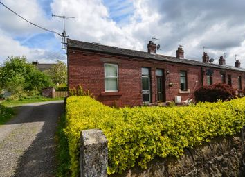 Thumbnail 3 bed terraced house for sale in Constarry Road, Croy, Kilsyth, Glasgow
